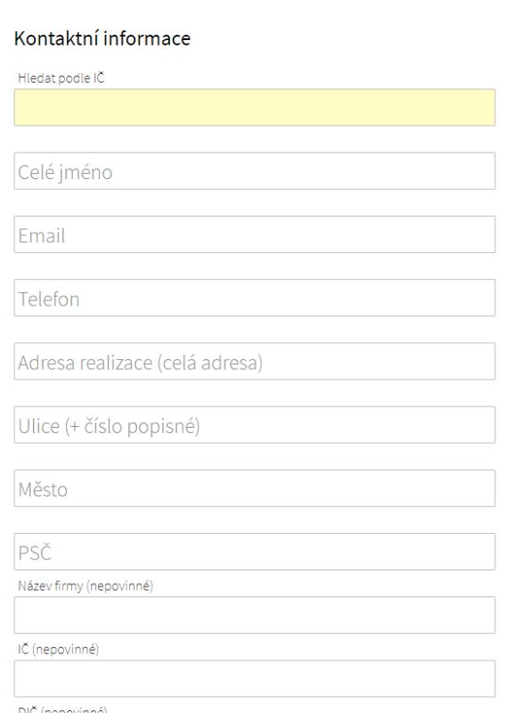 poptavkovy formular